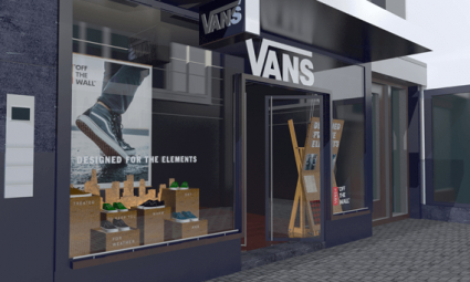 Vans-Shop-window