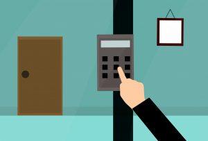 huis beschermen alarmsysteem