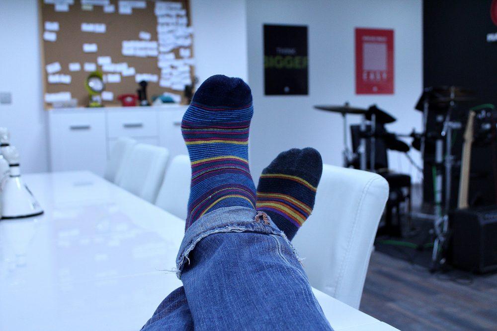 nieuwe sokken