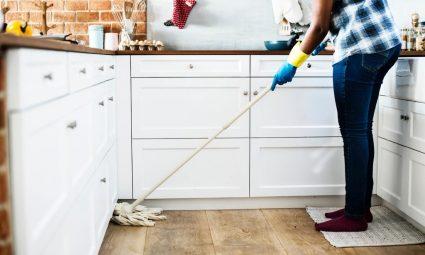 Hoe jij je keuken schoon kan houden