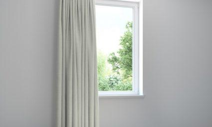 Voordelige raamdecoratie