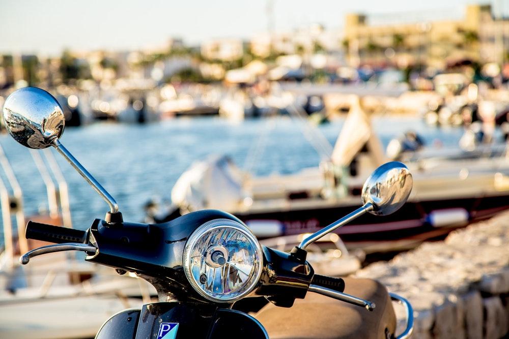 Duurzame E-scooter