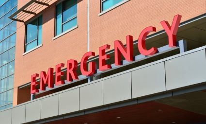 ambulancevlucht buitenland