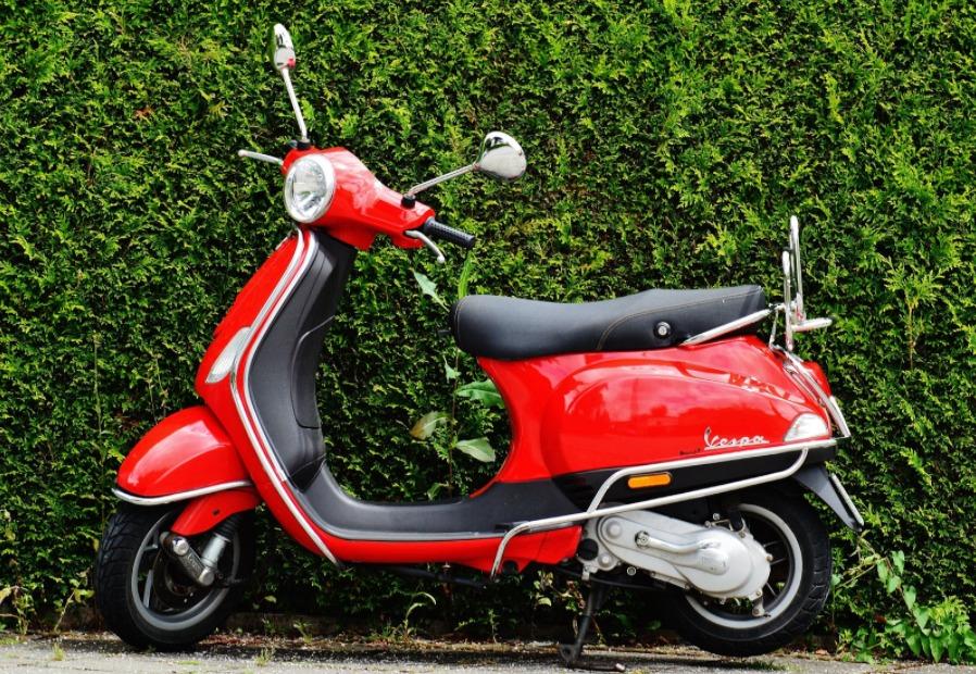 Besteed aandacht aan je scooter