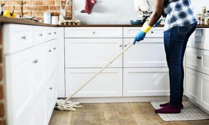 Het huis schoonmaken met CleanXL