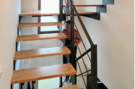 Zelf een trap maken