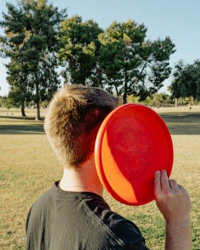 Frisbee bedrukken