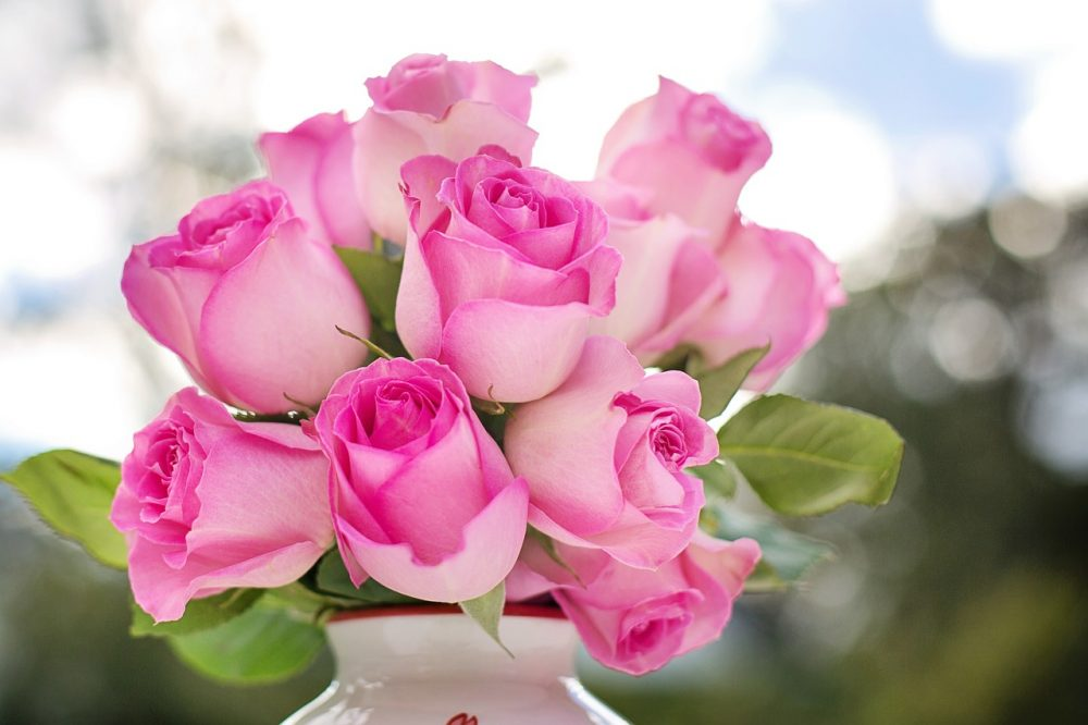 Symboliek achter aantal rozen