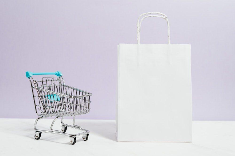 Boodschappen bestellen bij de online aanbieder